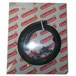 HOOD TO COWL SEAL, 62-67 CHEVY II / NOVA (WITH CLIPS) - 4010-280-62S