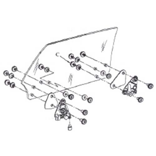 1968 Firebird Wiring Harnes Diagram