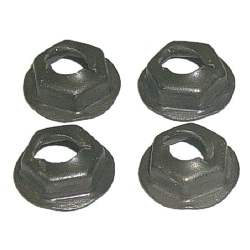 FRONT SIDE MARKER NUTS, 68 CHEVELLE (4 PIECES) - 4032-141-68S