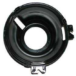 HEADLAMP ADJUSTING RING, LH, 69 MUSTANG, 67-70 COUGAR, OUTER, EXCEPT SHELBY - 3022-063-691L