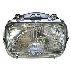 HEADLAMP CAPSULE, 77-79 X, 78- 81 A, 79-91 C/K (WITH SINGLE SQUARE HEADLAMP) - 4313-061-77