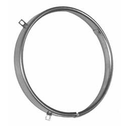HEADLAMP RETAINING RINGS, SET OF 4, 68-70 CHEV / BUICK A 68-76 B, 68 FB, 68-72 GMC C/K - 4032-062-68S