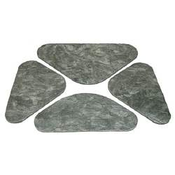 HOOD INSULATION PAD, 68-69 CHEVELLE / EL CAMINO (STD AND SS) - 4032-202-68S