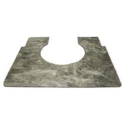 HOOD INSULATION PAD, 69 CAMARO (WITH COWL INDUCTION) (WITH REPLACEMENT STYLE CLIPS) - 4020-202-69S