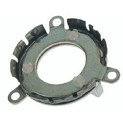 HORN CAP MOUNT AND CONTACT ASSEMBLY, 64-77 WITH WOODGRAIN STEERING WHEEL, ALSO BU/OLDS - 4031-542-665