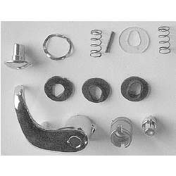 KIT, VENT WINDOW HANDLE, LH, 80-86 C/K, 87-88 R/V TRUCK WITH CHROME LOCK BUTTON - 4144-419-80L