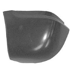 LOWER FRONT FENDER CUP, RH, 67-72 C / K TRUCK - 4143-106-67R