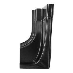 LOWER REAR DOOR POST PATCH, LH, 73-79 F-SERIES PICKUP / 78-79 BRONCO, 6 W X 12 H - 3145-473-73L