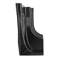 LOWER REAR DOOR POST PATCH, RH, 73-79 F-SERIES PICKUP / 78-79 BRONCO, 6 W X 12 H - 3145-473-73R
