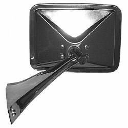 MIRROR, OSRV, STANDARD, LH, 71 -72 C / K TRUCK INCLUDES MOUNTING HARDWARE - 4143-410-71L