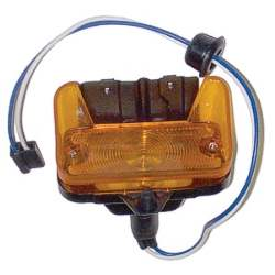 PARK LAMP ASSEMBLY, LH = RH 68 CHEVELLE / EL CAMINO W/O LAMP MONITORS (USE 2) - 4032-071-681