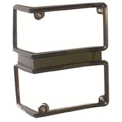 PARK LAMP BEZEL, RH, 71 CHEVEL (EXCEPT WAGON) - 4033-076-71R