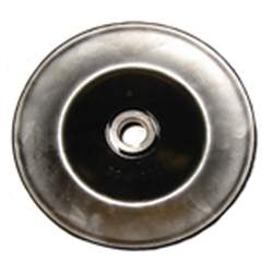 POWER STEERING PULLEY, 2 GROOV E, 69-74 V8 WITH A/C - 4012-288-692