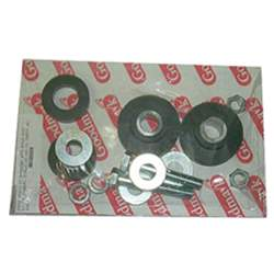 RADIATOR SUPPORT BUSHING / BOLT KIT, 68-74