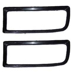 TAIL LAMP BASE SEALS, 64 CHEVELLE (UPPER AND LOWER SET) (USE 2 SETS PER CAR) - 4030-843-64S