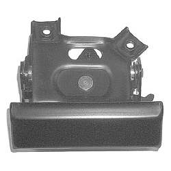 TAILGATE HANDLE, 67-72 C / K TRUCK (WITH ROD CLIPS) - 4143-836-67