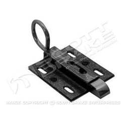 TRAP DOOR LATCH, 69-70 MUSTANG FASTBACK WITH FOLD DOWN REAR SEAT - 3022-583-691
