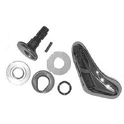 VENT WINDOW HANDLE SET, LH, 68-76 C / K TRUCK - 4143-419-68L