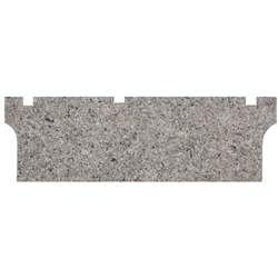 68/72 CHEVELLE AND MALIBU TRUNK DIVIDER JUTE INSULATION - 4032-649-681