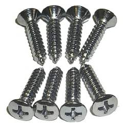 8-PIECE SILL PLATE SCREW KIT - 4030-575-644S