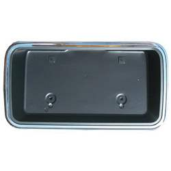 REAR TAG POCKET FOR MALIBU WAGON AND ELCAMINO MODELS - 4085-885-78