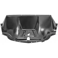 PAINTED UPPER HOOD CATCH PLATE, UPPER GRILLE BAFFLE - 4140-319-472