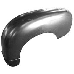 47-55 C/K TRUCK; 48 SUBURBAN DRIVER SIDE REAR FENDER W/O SPARE TIRE WELL - 4140-608-541L