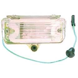 BACK-UP LAMP ASSEMBLY, 68 CHEVELLE (EXCEPT WAGON / EL CAMINO) (USE 2 PER CAR) - 4032-846-681S