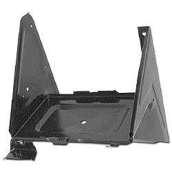 BATTERY TRAY ASSEMBLY, 67-72 C / K TRUCK WITH A/C INCLUDES TRAY AND BRACKETS - 4143-300-672S
