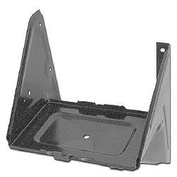 BATTERY TRAY ASSEMBLY, 67-72 C / K TRUCK WITHOUT A/C INCLUDES TRAY AND BRACKETS - 4143-300-671S