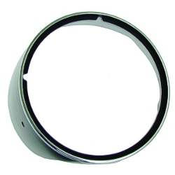 BEZEL, HEADLAMP, RH, 69 CAMARO STYLE TRIM (WITH CHROME) (EXCEPT RS) - 4020-060-692R