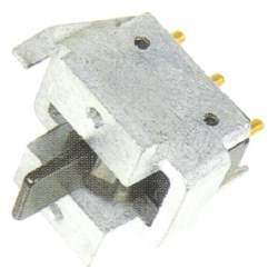 "CONVERTIBLE TOP SWITCH HOUSING WITH CLIPS AND SWITCH, 64-68 CHEVELLE, 67-68 ""F"", 65-68 ""B"" - 4030-523-6412S"