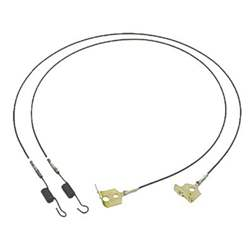 CONVERTIBLE TOP TORSION CABLES 67-69