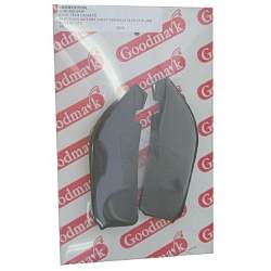 COWL VENT GASKETS, 64-67
