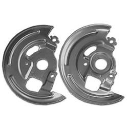 DISC BRAKE BACKING PLATES, 69