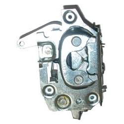 DOOR LATCH ASSEMBLY, LH, 67-68 MUSTANG WITHOUT DOOR WARNING LIGHTS (ALSO FITS COUGAR) - 3021-444-671L
